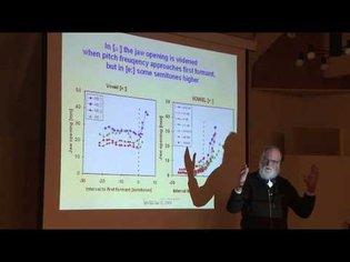 Johan Sundberg - The voice as a musical instrument