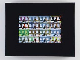 """""""Company of Colours"""" (2009) by Rafael Lozano-Hemmer"""