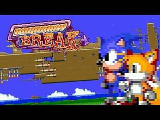 Off Camera Secrets   Sonic 2 - Boundary Break (April Fools Special) ft. Shesez!