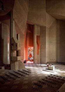 Gottfried Böhm, Neviges Cathedral