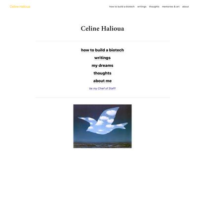 Celine Halioua