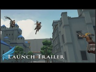 Roark's Attack on Titan Launch Trailer