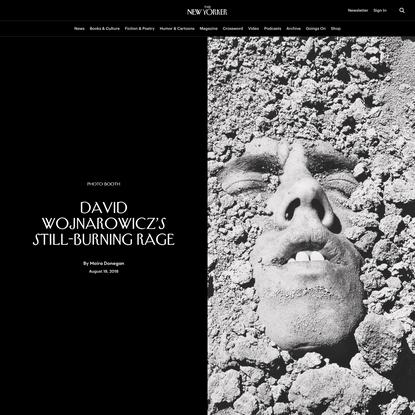 David Wojnarowicz's Still-Burning Rage