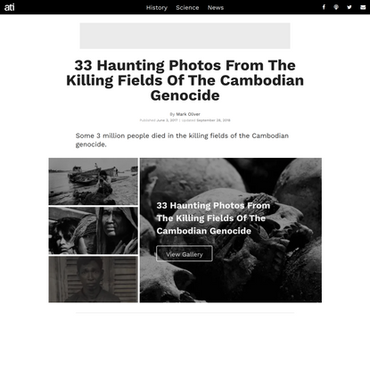 Child Soldiers, Mass Graves, And The Killing Fields — 33 Harrowing Photos Of The Cambodian Genocide