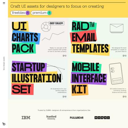 thePenTool - Craft UI assets for designers