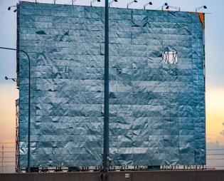 Empty Billboard, Thailand, 2008