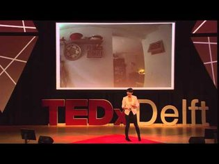 A day in the life of things-How listening to things helps us innovate | Elisa Giaccardi | TEDxDelft