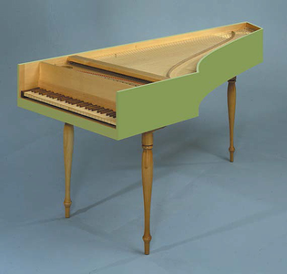 French Harpsichord