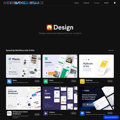 Design Templates & Resources   Nice, Very Nice