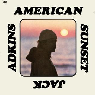 Jack Adkins, American Sunset. Boink Records 1984