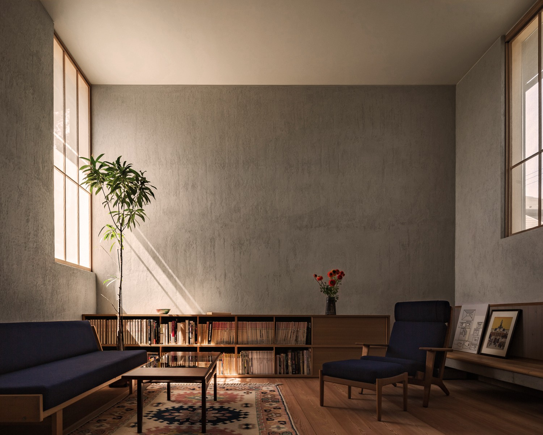 House in Inokashira, Tokyo (designed by T. Teshima Architect & Associates, 2018)