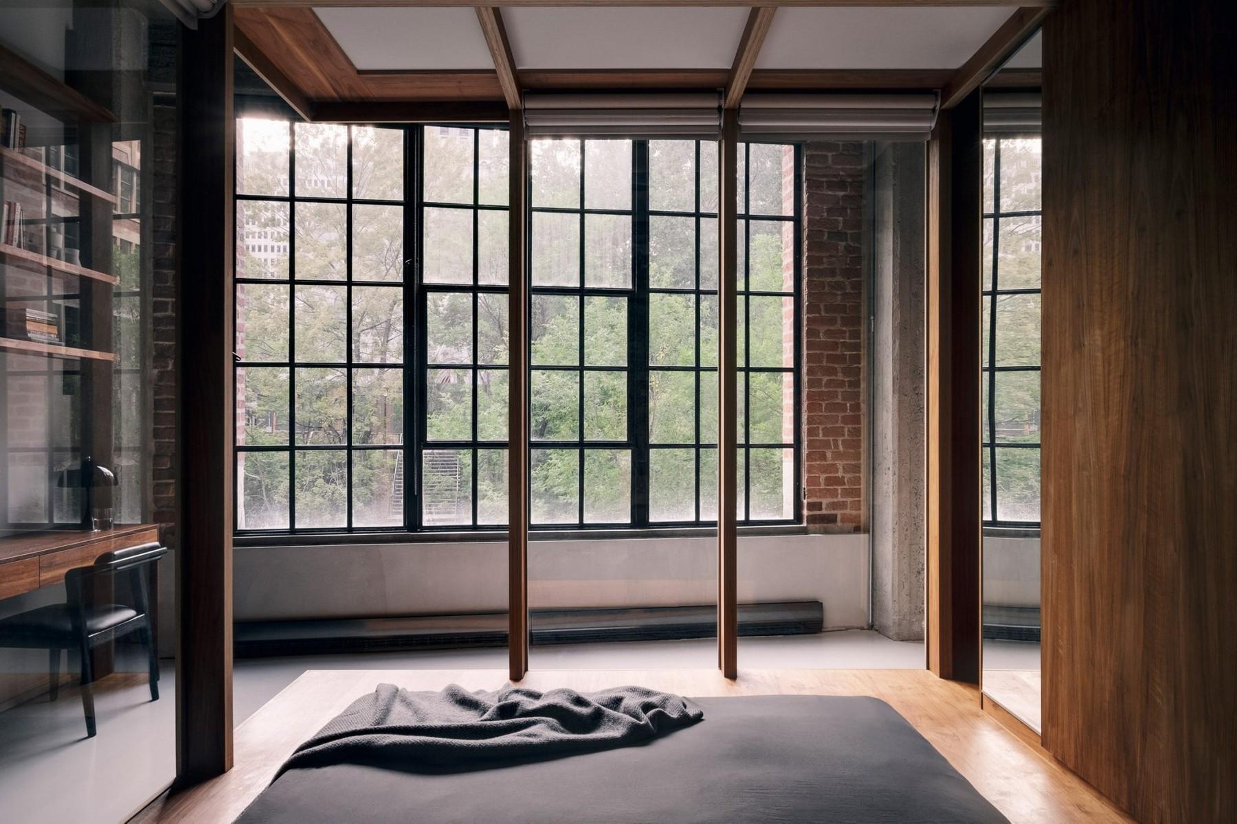 Loft renovation in Montreal (designed by Future Simple Studio)