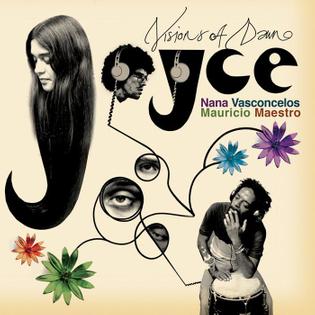 Joyce, Naná Vasconcelos, Mauricio Maestro - Visions of Dawn