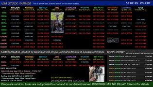 24/7 Live In-Stock Alerts RTX 3060/3060TI/3070/3080/3080TI/3090 RX 6700/6800/6900 Ryzen 5900x/5950x