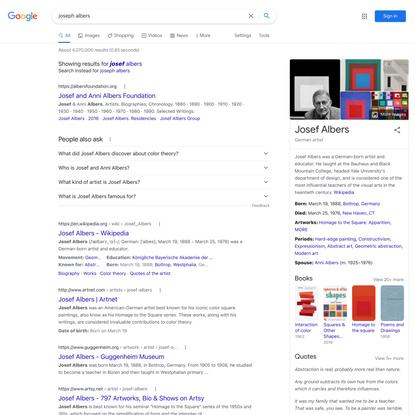 joseph albers - Google Search