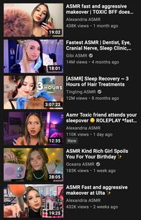 ASMR toxic friend