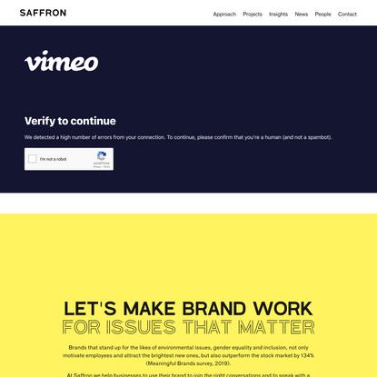 Saffron Brand Consultants