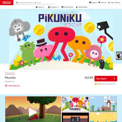 Pikuniku for Nintendo Switch - Nintendo Game Details