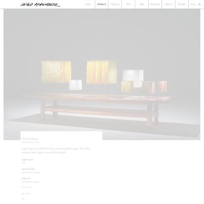 The Humblies / Ingo Maurer GmbH