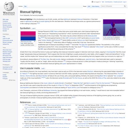Bisexual lighting - Wikipedia