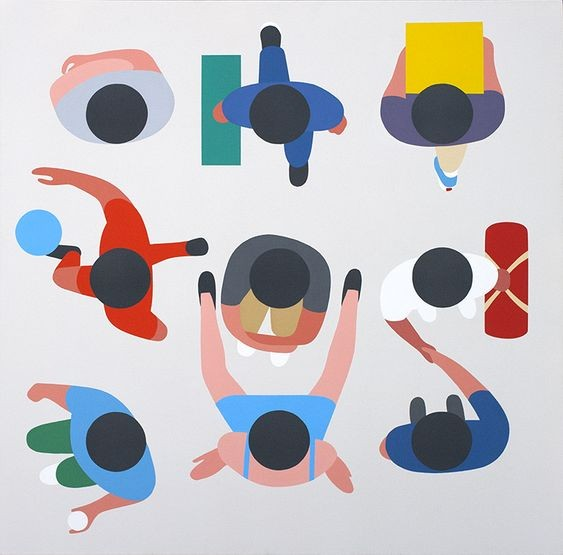 Geoff McFetridge — The Deceptively Simple Work of an Artist Who Hallucinated As a Child