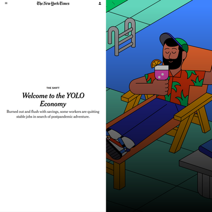Welcome to the YOLO Economy