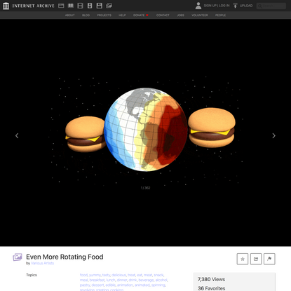 Even More Rotating Food : Various Artists : Free Download, Borrow, and Streaming : Internet Archive