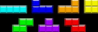 Tetrominoes