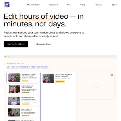 Highlight your Video