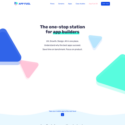 App Fuel - The one-stop station for app builders