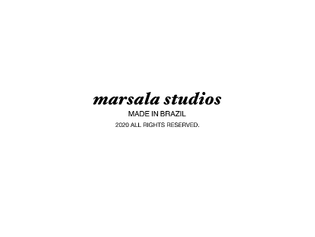 processo criativo - marsala studios