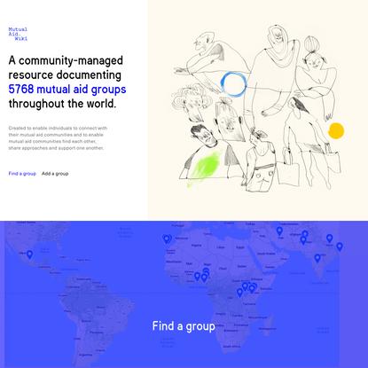 Mutual Aid Wiki