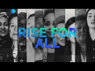 Women Leaders Rise For All to Save Lives and Protect Livelihoods