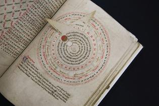 medieval volvelle