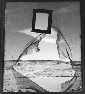 Lee Miller's photograph 'Portrait of Space' (1937).jpg