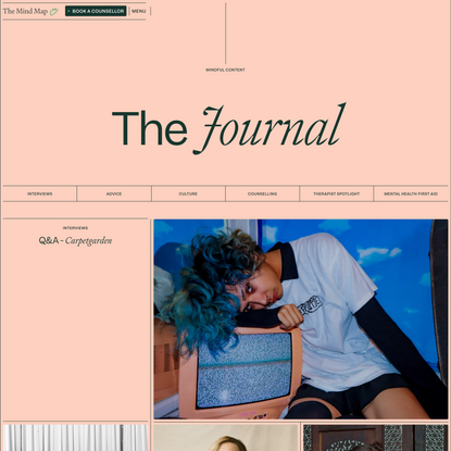 The Journal | The Mind Map