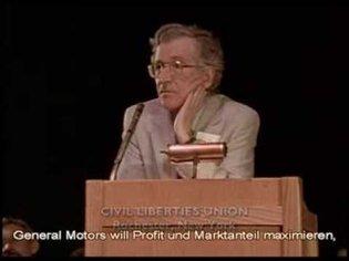 DIE KONSENSFABRIK. Noam Chomsky und die Medien / DVD-Trailer
