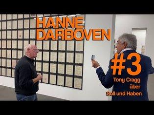 Hanne Darboven - Der Regenmacher   Durch die Ausstellung mit Tony Cragg   Teil 3: Soll und Haben