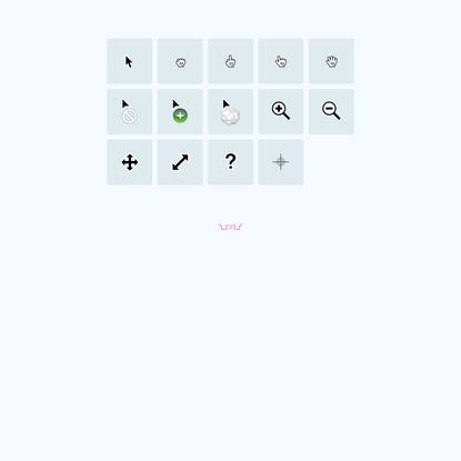 SVG Mac cursor downloads