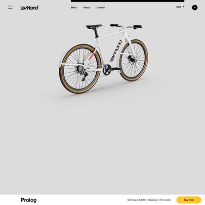 LeMond Bikes