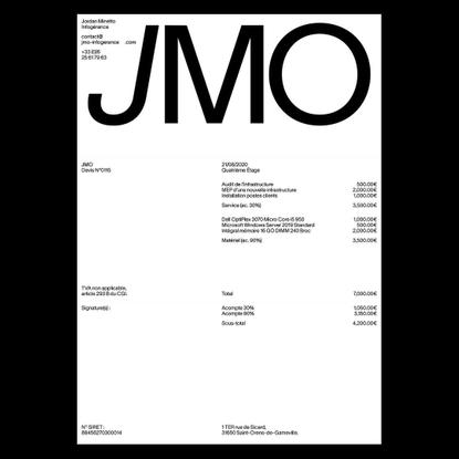 Quatrième Étage — Graphic Design Studio