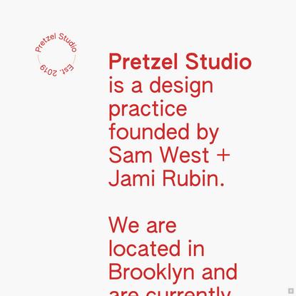 Pretzel Studio