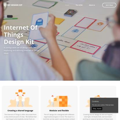 Home - iot design kit