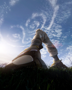"""COTTWEILER x Reebok Zig 3D Storm Hydro """"New Age Traveler"""""""