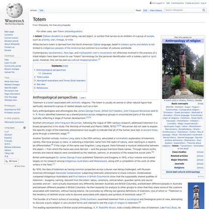 Totem - Wikipedia