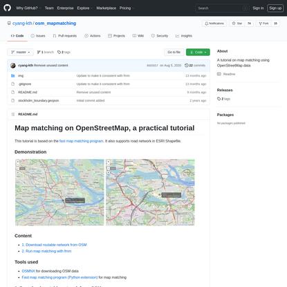 cyang-kth/osm_mapmatching