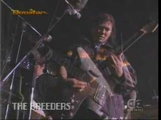 The Breeders - Off You (live 03-07-03)