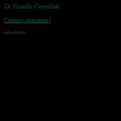 Familie Grevelink