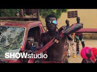 Kilón Shélé Gán Gán - Dàfe Oboro and Mowalola Ogunlesi: Fashion Film Submission
