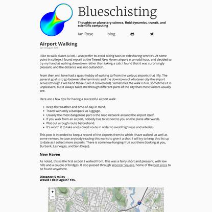 Blueschisting